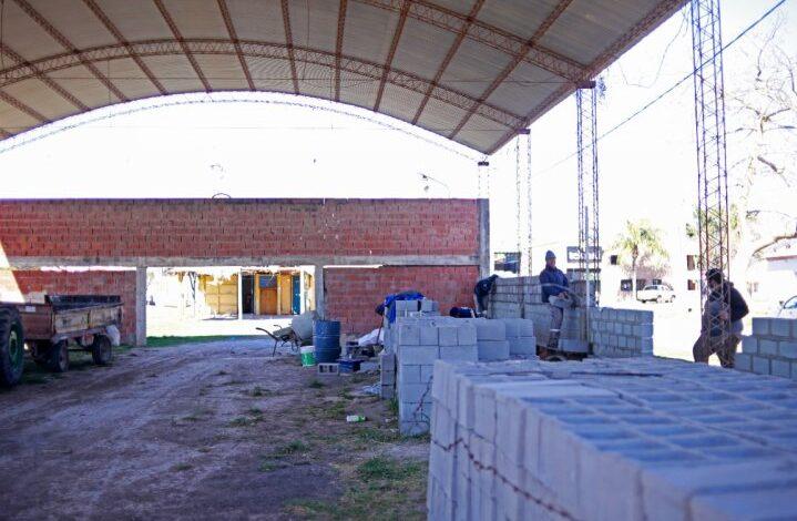 El municipio de Morteros trabaja junto a los Centros Vecinales