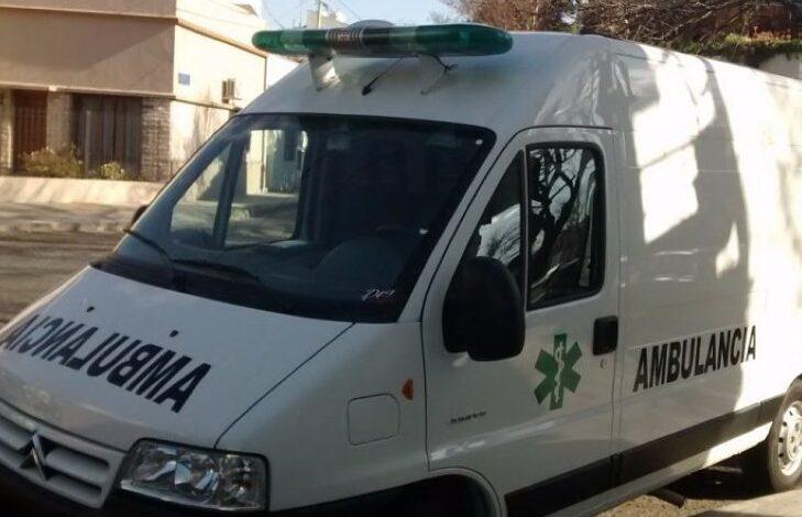 Dos lesionados en un accidente en Brinkmann