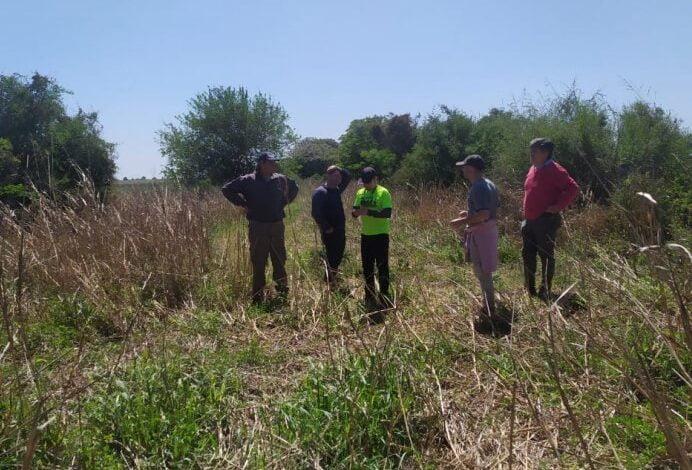Miembros de Aves Argentinas visitaron zonas costeras de Brinkmann