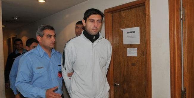 Alejandro Bertotti terminó golpeado en una pelea en la cárcel