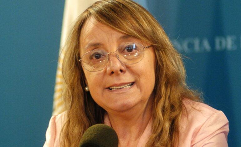 Santa Cruz: tras la derrota, Alicia Kirchner le pidió la renuncia a todo su Gabinete