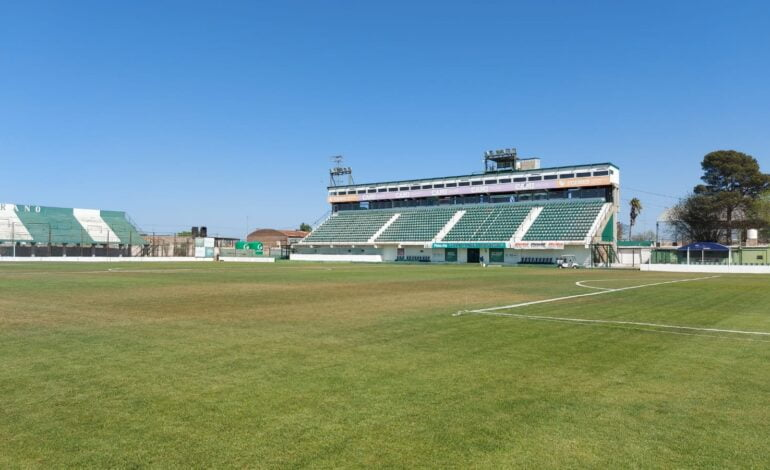 El partido entre Sportivo y Douglas fue reprogramado para el sábado