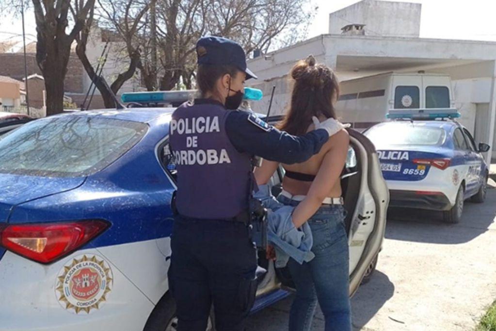 Cuatro detenidos en Villa María por intentar irse sin pagar de un hotel alojamiento