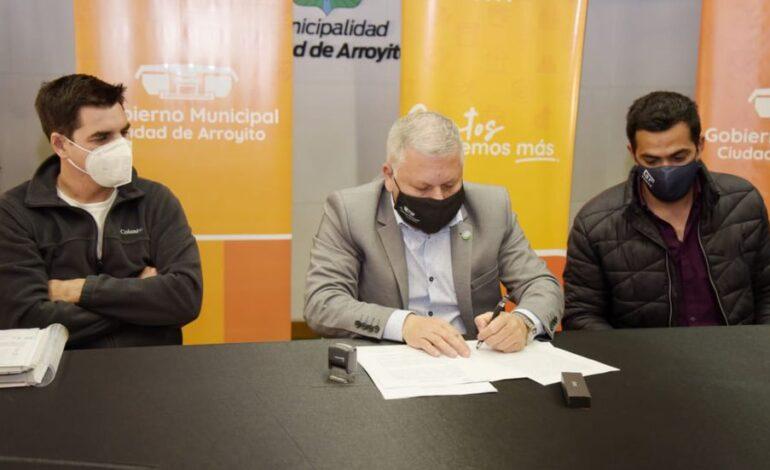 Arroyito lanza la tercera etapa del Plan Integral de Desagües Pluviales