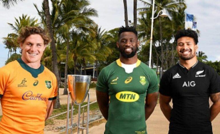 Los Pumas se quedaron fuera de la foto oficial de capitanes del Rugby Championship