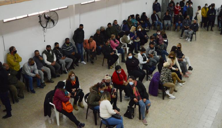 Se realizó una asamblea para elegir la Junta Electoral en SUOEM