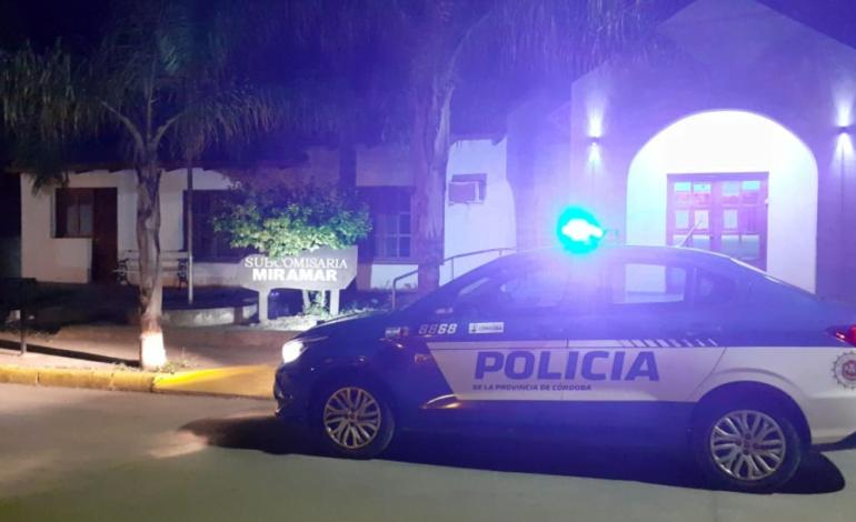 Miramar: robaron dinero desde el interior de un auto