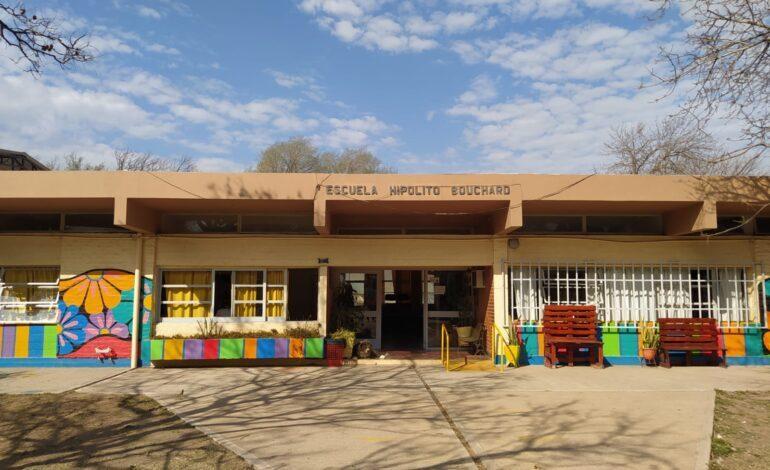 Nuevamente Vandalismo en la Escuela Hipólito Bouchard
