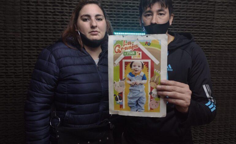 Los padres de Itan siguen pidiendo justicia