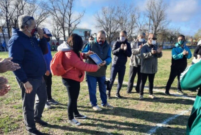 Liga Juvenil inauguró Torneo «Promesas del Fútbol ~ Raúl Paccioretti»