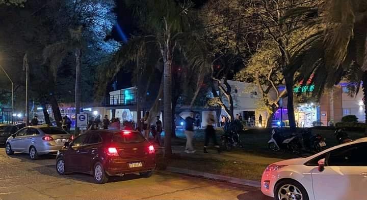 Morteros: No lo dejaron ingresar al boliche y disparó al personal de seguridad