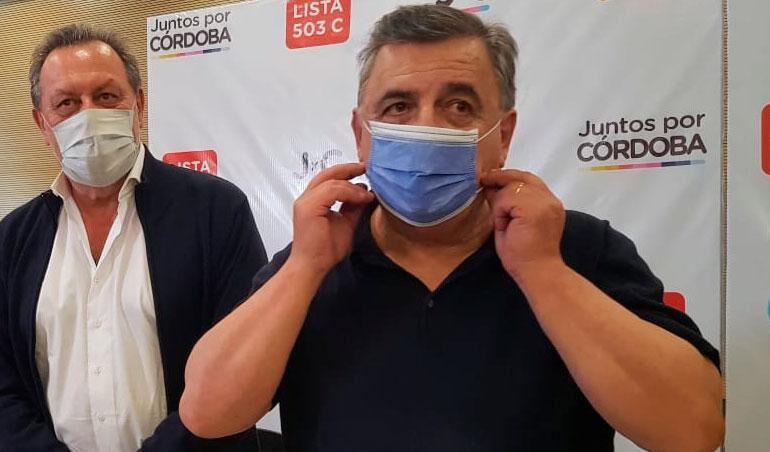 Negri: «Juez y De Loredo han sido ganadores, y vamos a Juntos por el Cambio»