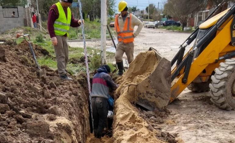 Comenzarán obras de cloacas en Barrio Independencia