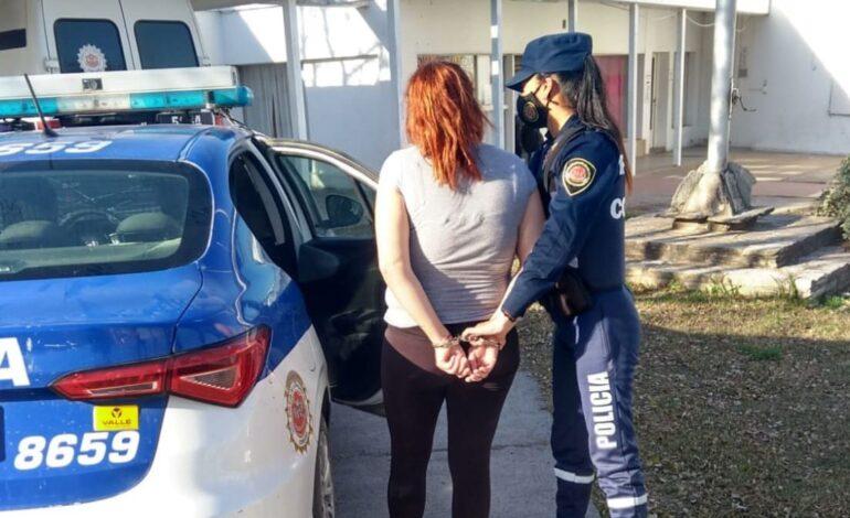 Una mujer amenazó a sus vecinos y fue arrestada