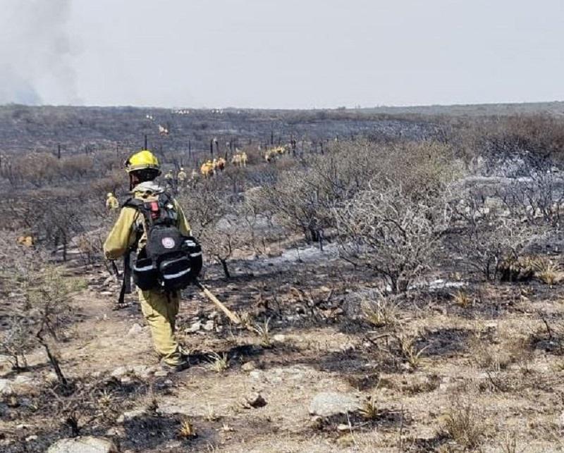 Por condiciones meteorológicas alertan por peligro de incendios