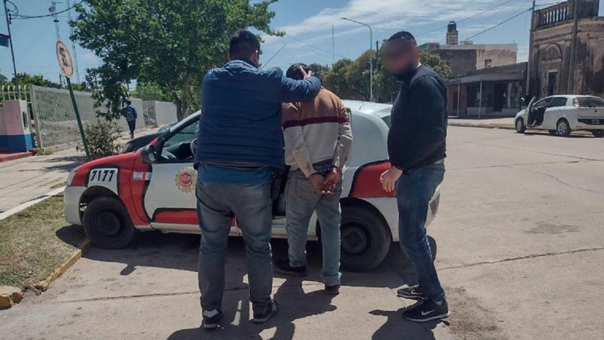 Detuvieron al hombre acusado de violar a su nieta en Malagueño